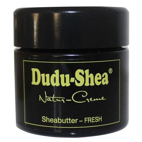 Dudu Shea Dudu Shea Sheabutter 100% - fresh (koudgeperst/icada) 100ml