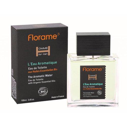 Florame Eau de Toilette Aromatic Water 100ml BIO