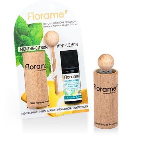 Florame verstuiver + Mint-Lemon E.O. BIO 1 stuks