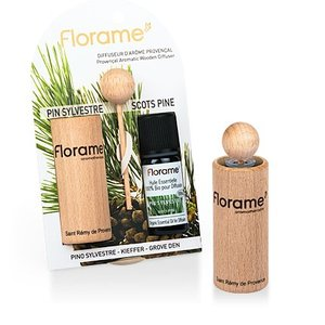 Florame verstuiver +  Den  E.O. BIO 1 stuks