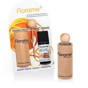 Florame verstuiver +  Sweet-Orange E.O. BIO 1 stuks