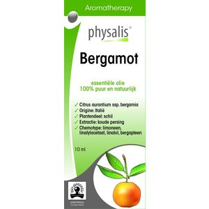 Physalis Physalis Bergamot