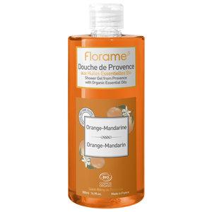 Florame Douchegel Sinaasappel/Mandarijn BIO 500ml