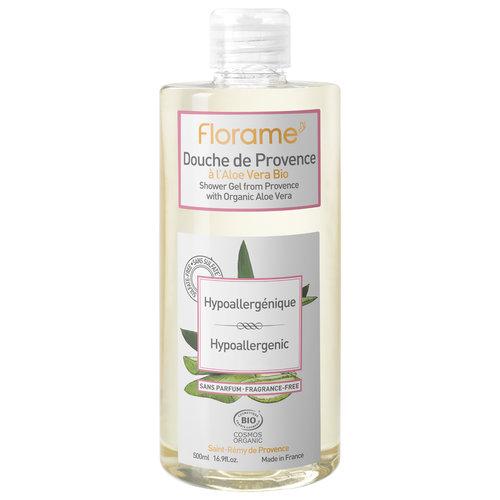 Florame Douchegel Parfumvrij/Hypoallergeen BIO 500ml