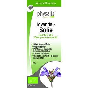 Physalis Physalis lavendel salie