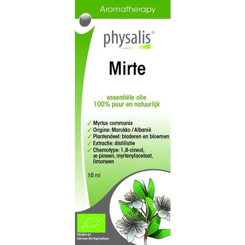 Physalis Physalis Mirte