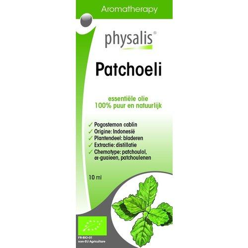 Physalis Physalis Patchoeli
