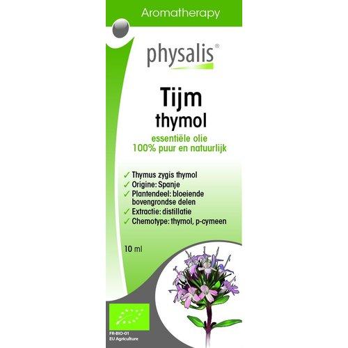 Physalis Physalis rode tijm