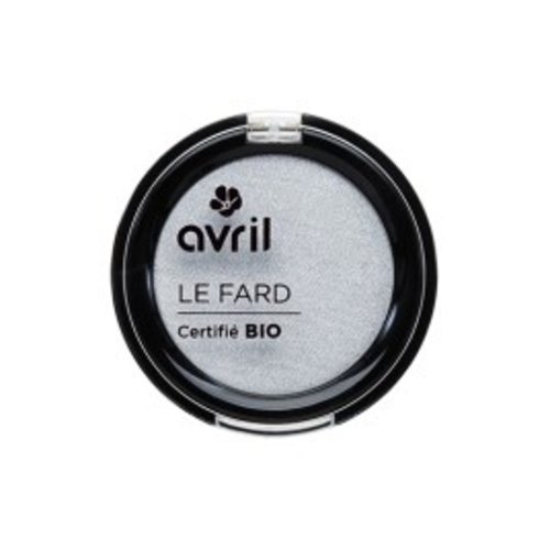 Avril oogschaduw Gris perle irisé 2,5 gr BIO