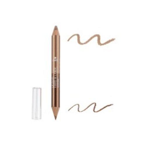 Avril 2 in 1 oogschaduw Bronze cuivre/Beige doré 2 gr BIO