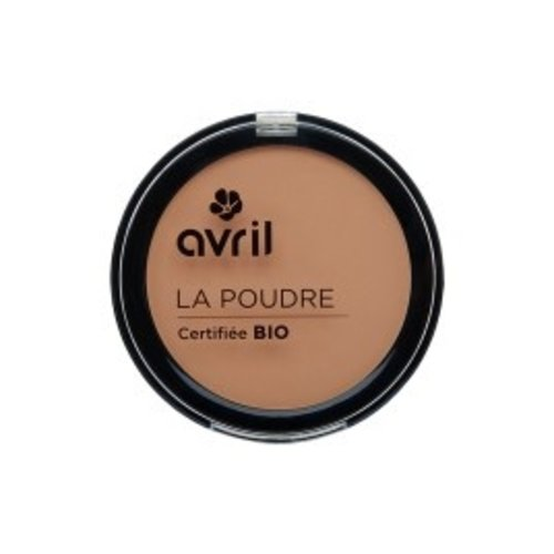 Avril Compact poeder abricot 7gr BIO