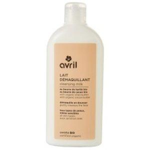 Avril Reinigingsmelk 250 ml BIO