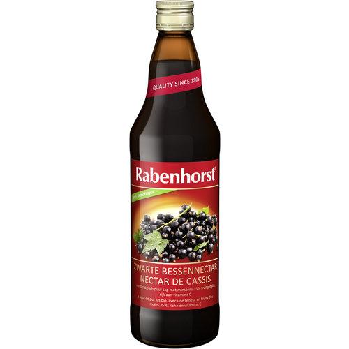 Rabenhorst Rabenhorst Zwarte bessensap 750 ml