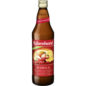 Rabenhorst Acerola multifruit sap 750 ml