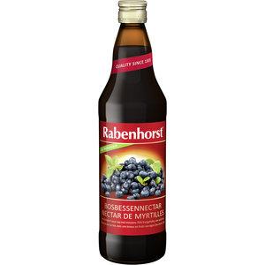 Rabenhorst Rabenhorst Blauwe bessensap 750 ml