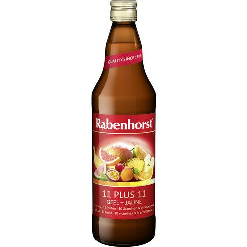 Rabenhorst Rabenhorst 11 plus 11 Multivitamine sap 750 ml