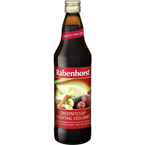 Rabenhorst Rabenhorst Groentensap 750 ml