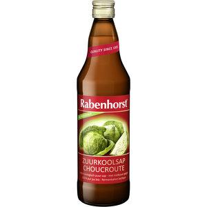Rabenhorst Rabenhorst Zuurkoolsap 750 ml