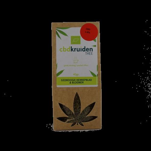 CBD Original CBD Kruidenthee (1,6%CBD)
