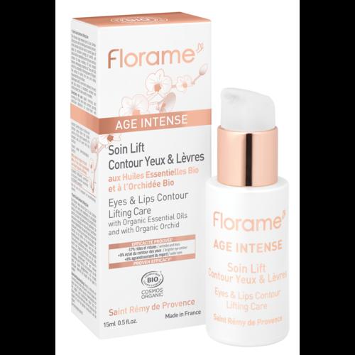 Florame Oog & Lippen Contour Lifting Verzorging BIO 15 ml