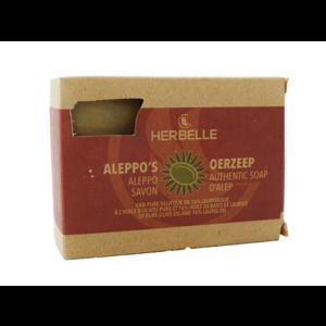 Herbelle ALEPPO'S OERZEEP OLIJFOLIE MET 16% LAURIEROLIE