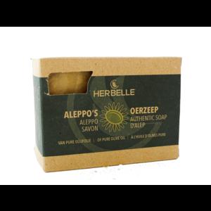 Herbelle ALEPPO'S OERZEEP OLIJFOLIE (100% OLIJFOLIE)
