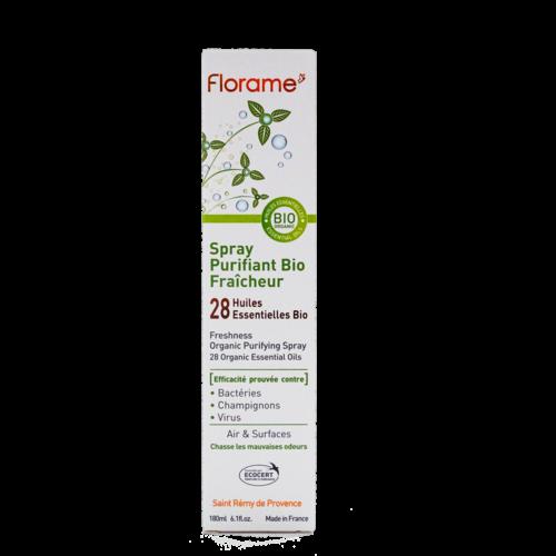 Florame Florame hygiënespray Bio Verfrissend 180 ml