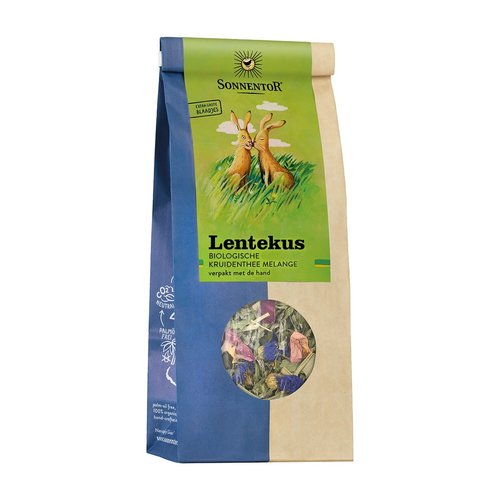 Sonnentor Lentekus thee los 80g