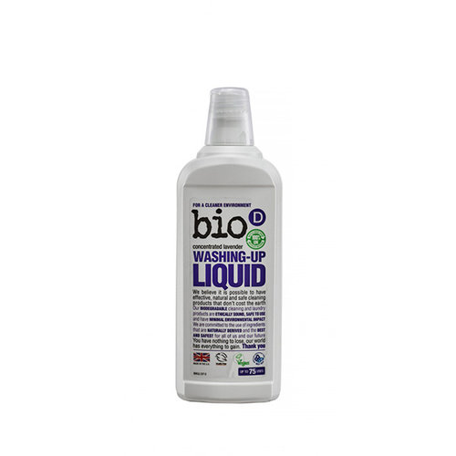 Bio D Bio D concentrated lavender washing-up liquid fles 750 ml