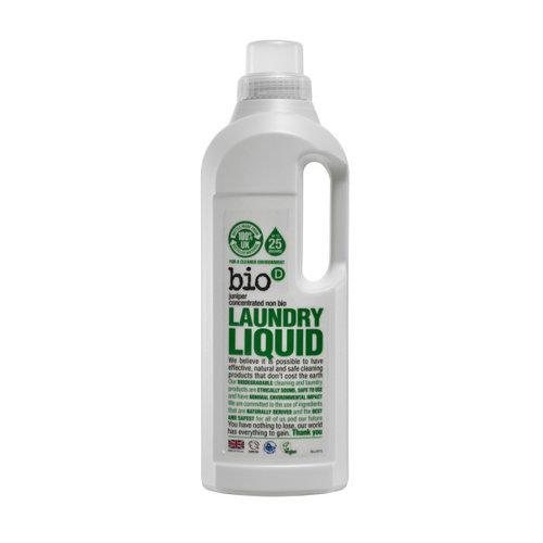 Bio D Bio D Laundry liquid juniper 1L