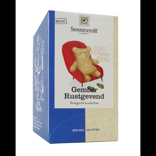 Sonnentor Sonnentor biologische Gember thee  rustgevend