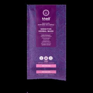 Khadi Khadi Ayurvedic Powder Shampoo Sensitive Herbal Wash 1st
