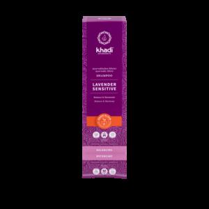 Khadi Khadi Elixer Shampoo Lavender Sensitive 200 ml
