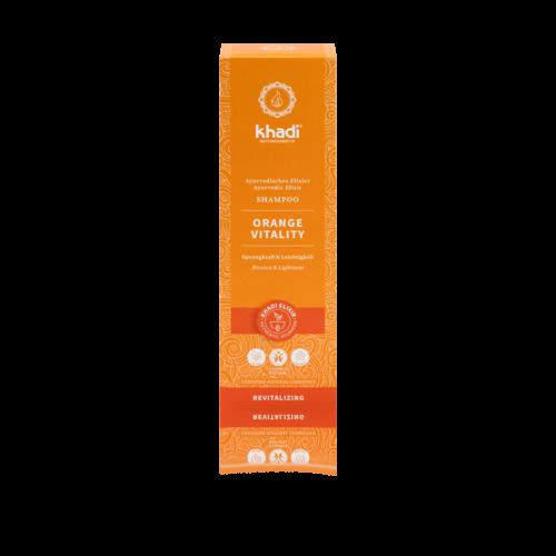 Khadi Khadi Elixer Shampoo Orange Vitality 200ml