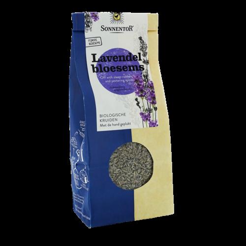 Sonnentor Sonnentor Lavendel Bloesem Biologisch Losse Thee 70 g