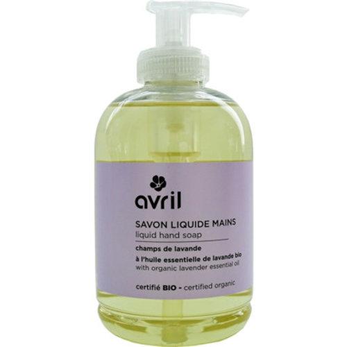 Avril Avril Vloeibaar handzeep lavendel bio 100 gr