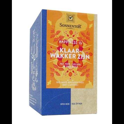 Sonnentor Sonnentor Happiness Klaar Wakker Zijn 36 gr.