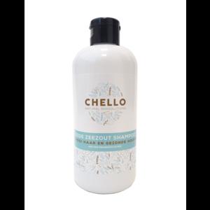 CHELLO NATURALS DODE ZEEZOUT SHAMPOO [HAAR-HOOFDHUID] 0% PARFUM
