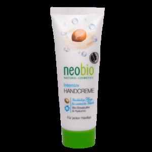 Neobio Intensive handcreme