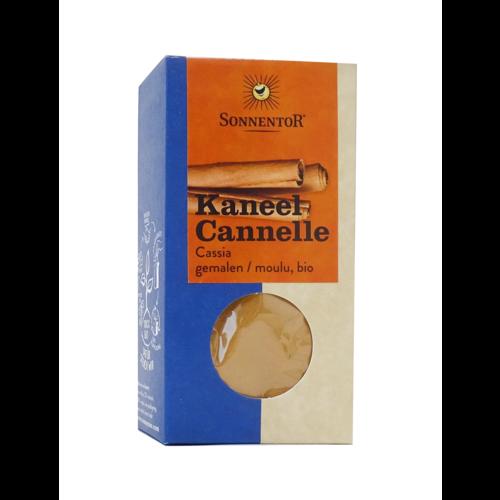 Sonnentor Kaneel Cassia Gemalen 40gr. NL Verpakking