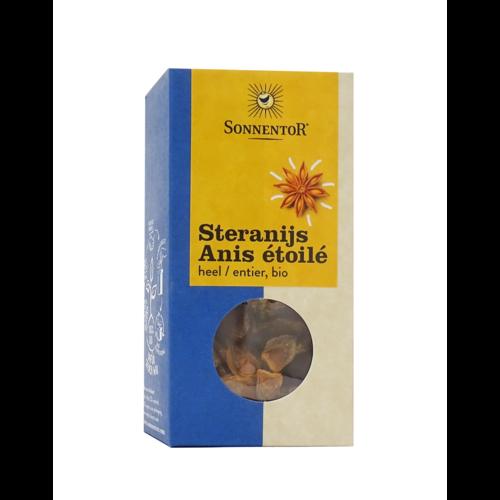 Sonnentor Steranijs bio 25gr. NL Verpakking