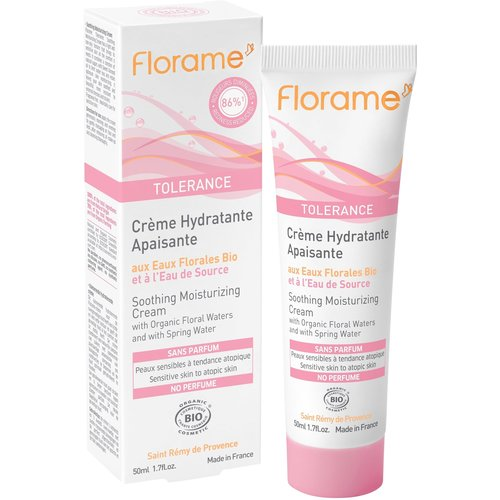 Florame Florame Anti-ageing soothing cream 50 ml BIO