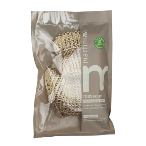 MartiniSpa handschoen sisal en katoen