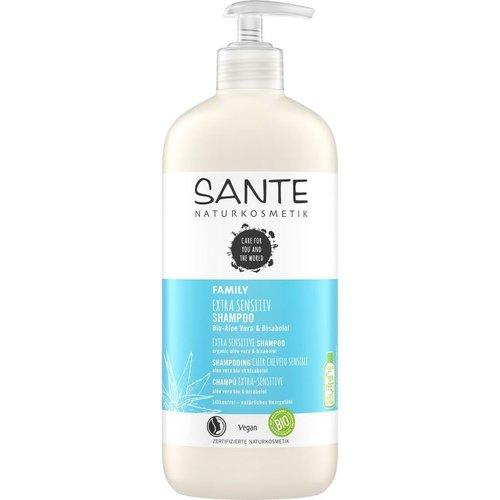 Sante family extra sensitive shampoo aloe vera & bisabolol 500ml