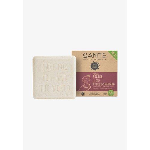 Sante Family shine solid care-shampoo organic birch leaf & plant proteins 60g