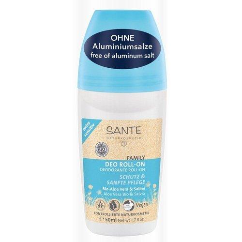 Sante deodorant roll-on extra sensitive 50ml