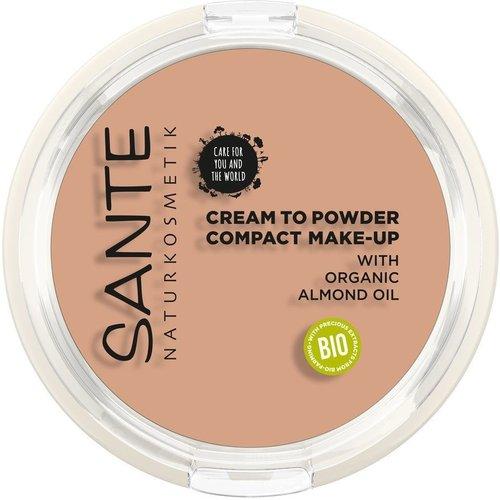 Sante Compact make-up 02 warm meadow 9gr