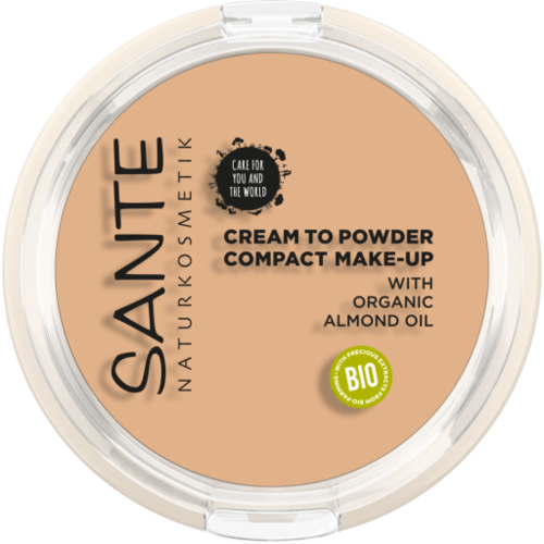Sante Compact make-up 03 cool beige 9gr