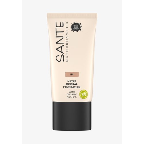 Sante Matte mineral foundation 04 cool fawn 30ml