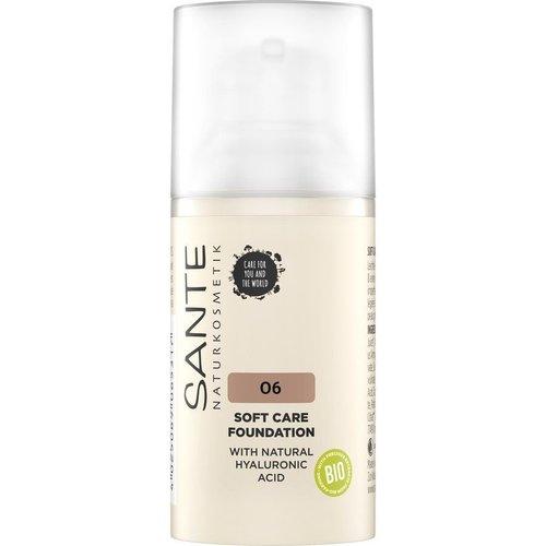 Sante Soft care foundation 06 neutral  amber 30ml